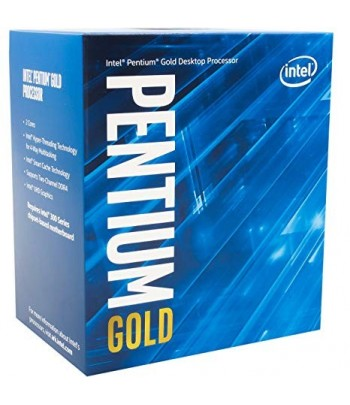CPU INTEL CD GOLD G5400...