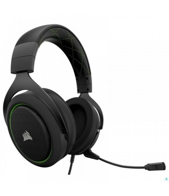 FONE+MIC CORSAIR HS-50 CA-9011171-NA GAMING BLACK.
