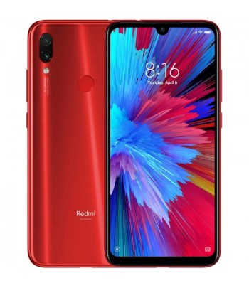 CEL XIAOMI REDMI NOTE 7  64G LTE RED