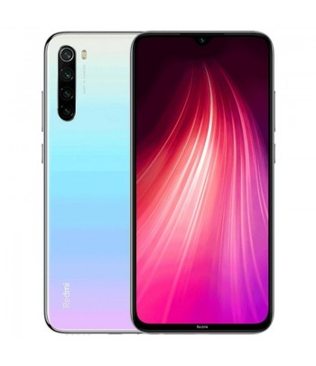 CEL XIAOMI REDMI NOTE 8  64GB MOONLIGHT WHITE