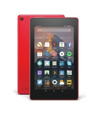 TABLET AMAZON FIRE 7 16GB QCORE 1.3 2CAM RED