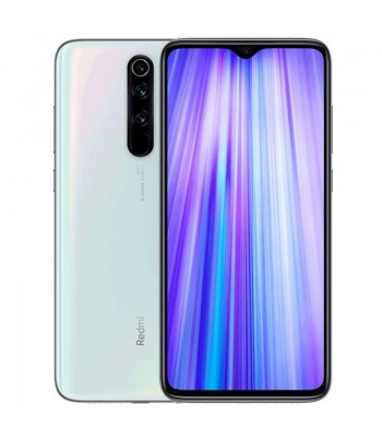 CEL XIAOMI REDMI NOTE 8 PRO 128G BRANCO GLOBAL