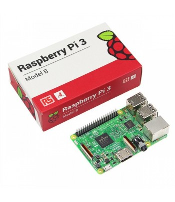 MINI PC RASPBERRY Pi 3 MODEL B