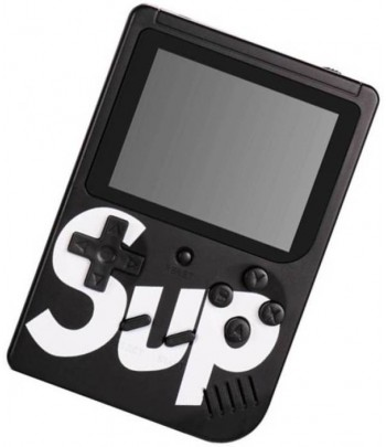 GAME CONSOLE BOY SUP GAME BOX 400 EN 1 negr.