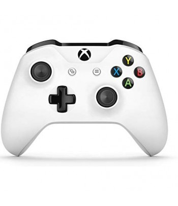 GAME CONTROLE XBOX ONE WIRELESS WHITE
