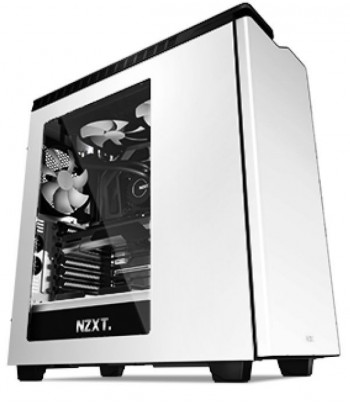 GAB GAMER NZXT H440 CA-H442W-W1 WHITE NEW EDITION.
