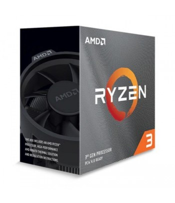 CPU AMD AM4 RYZEN R3-3100 3.9 GHZ 18MB