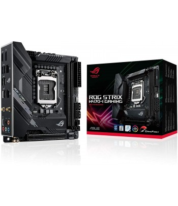 MB 1200 ASUS H470-I GAMING ROG STRIX DP/HDMI