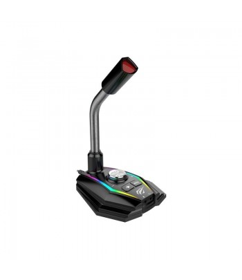 MICROFONE USB GAMER HAVIT NV-GK56 RGB P/PC