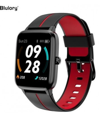 RELOGIO BLULORY GLIFO 5 PRO SMART WATCH GPS/ BL/RE