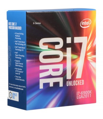 CPU INTEL i7-6900K 3.20GHZ 20MB 2011