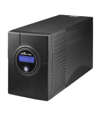 UPS APS POWER 220V   1200 VA NEGRO