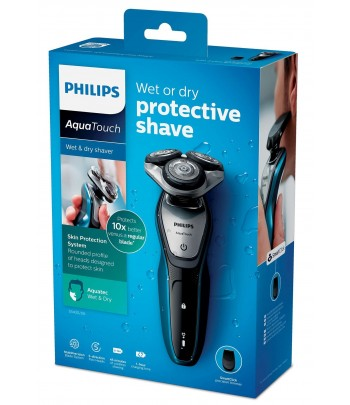 BARBEADOR PHILIPS AQUA TOUCH S5420 .