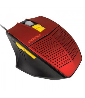 MOUSE USB SATEL A66R GAMER...
