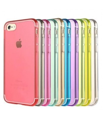 IPHONE 7 CAPA COVER BRANCO ..