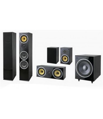HOME THEATER GX AUDIO PROFESIONAL (KIT 6 UNID)