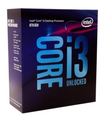 CPU INTEL i3 8100 3.6GHZ...