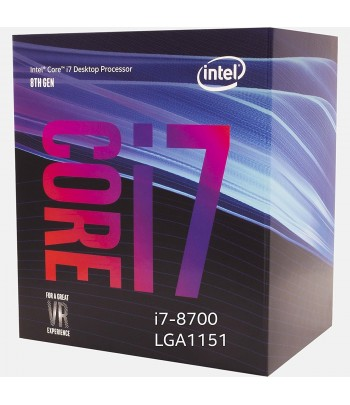 CPU INTEL i7 8700 3.20GHZ...
