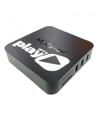 RECEPTOR PLAY IPTV 4K HD VIA INTERNET.