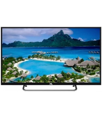 TV LED 40'' MTEK MK40KS7B SMART/HD/HDMI/VGA/USB/AN