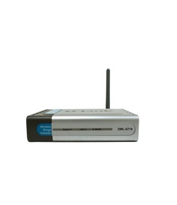 W. D-LINK ACCESS POINT DWL-G710-R* REFURBISH