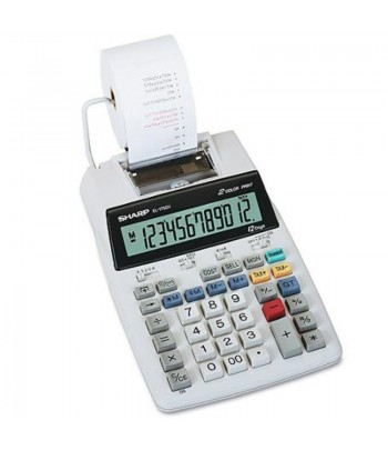 CALCULADORA SHARP EL-1750v...