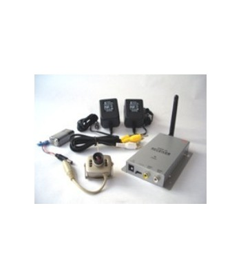 CCTV  RECEPTOR WIRELESS MOD. RC100A.
