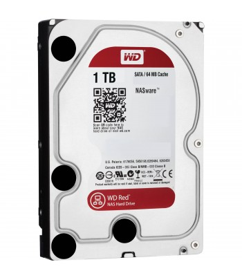 HD SATA3  1TB WD 5400 RED NAS.