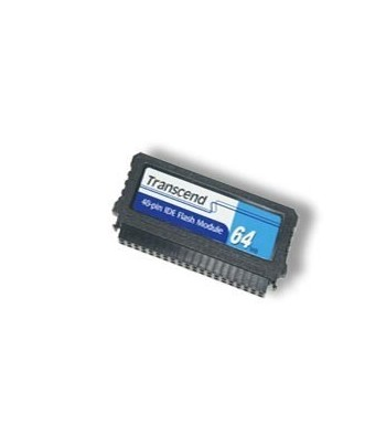MEM  C FLASH IDE 64MB 40P TRANSCEND*PROMO*