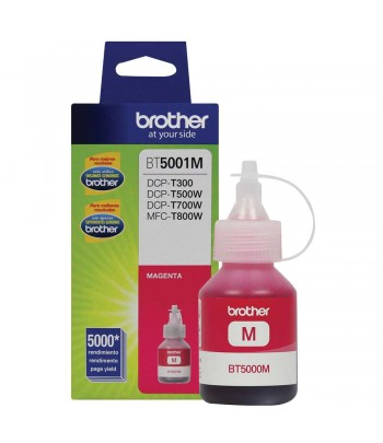 TINTA BROTHER BT5001M MAGENTA 41.8ML *iva*