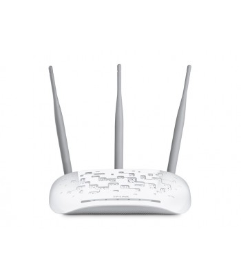 W. TP-LINK AP TL-WA901ND 450MBPS 3ANT REPEATER