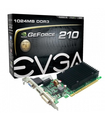 VGA  1G G210 EVGA 01G-P3-1313 DDR3 LOW PROFILE