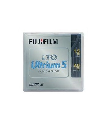 S. FUJIFILM LTO ULTRIUM 5 LTO 3TB / 1.5TB.
