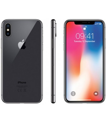 IPHONE X   64GB SPC/GRAY...