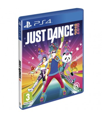 GAME PS4 JOGO JUST DANCE 2018.