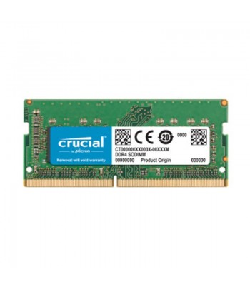 MEM NB DDR4 16GB 2400 CRUCIAL CT16G4SFD824A.