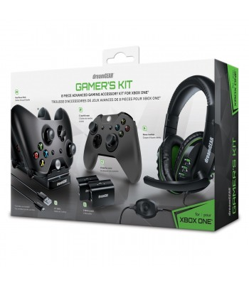 FONE+CONTROL XBOX ONE KIT DREAMGEAR DGXB1-6631