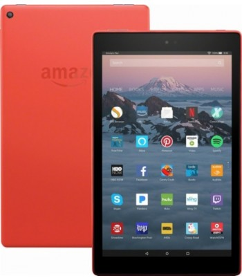 TABLET AMAZON FIRE HD10 32GB 10'' VERMELHO