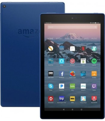 TABLET AMAZON FIRE HD10 32GB 10'' AZUL