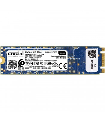 HD SSD M.2  500G CRUCIAL PCI-E MX500