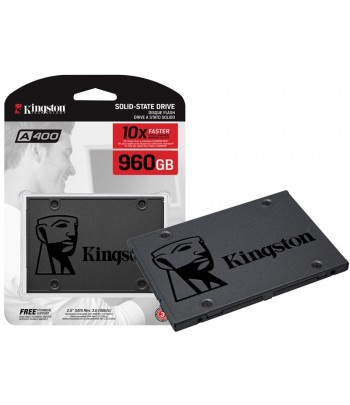 HD SSD  960G KINGSTON SA400S37/960G.