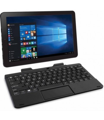 TABLET RCA CAMBIO QC/32GB/10P/Win10/TEC/BLACK.