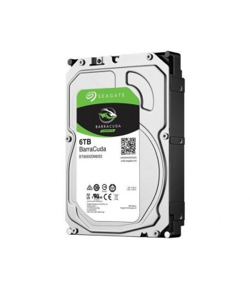HD SATA3  6TB SEAGATE BARRACUDA 5400 ST6000DM003 .