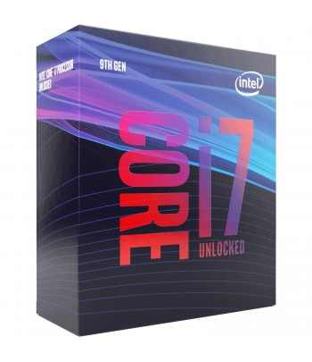 CPU INTEL i7-9700K 3.60GHZ 12MB 1151 9a G S/COOLER