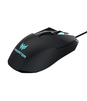 MOUSE WIRE ACER CESTUS 300 PMW710 GAMIN PRETO.