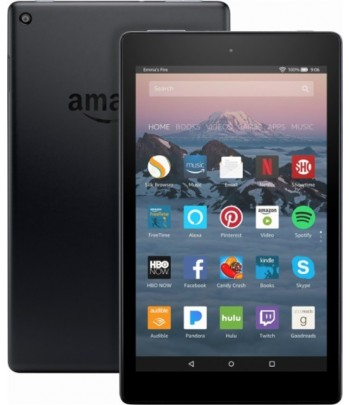 TABLET AMAZON FIRE HD10 32GB 10'' PRETO.