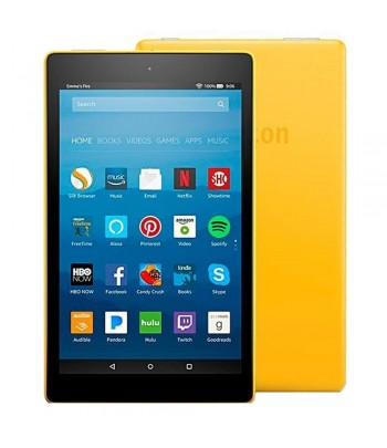 TABLET AMAZON FIRE HD8 16GB 8 AMARELO