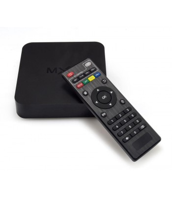 RECEPTOR MXQ TV BOX ANDROID 4K GS-018.