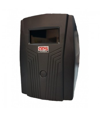 UPS APS POWER 220V  1KVA 900W TOWER ON LINE.