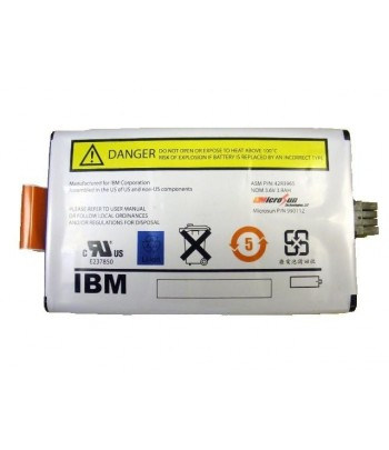 SERVER ACC. IBM CACHE BATTERY PN: 74Y5665.